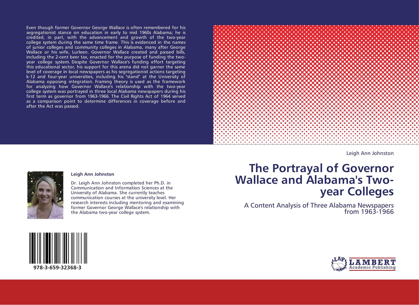 Leigh Ann Johnston The Portrayal of Governor Wallace and Alabama's Two-year Colleges implementation of rf based speed governor system in public sector