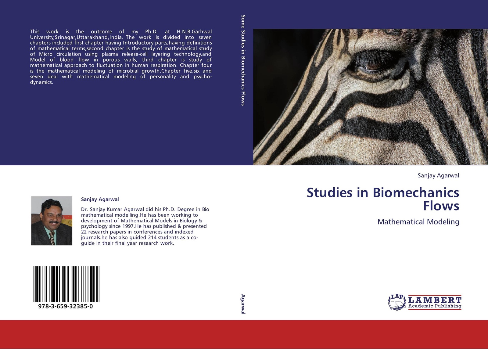 Sanjay Agarwal Studies in Biomechanics Flows r donati mathematical fundamentals of trajectory dynamics