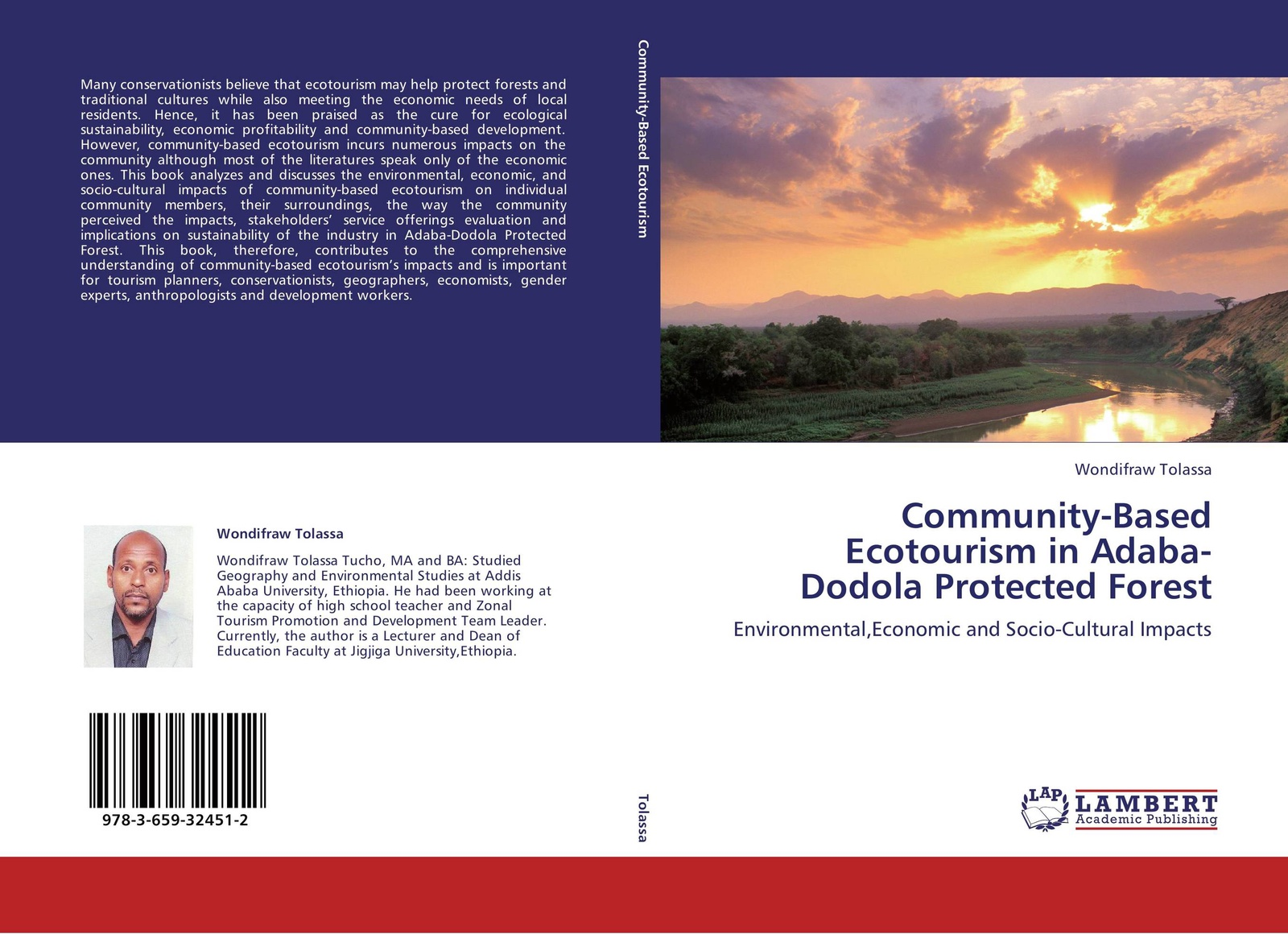 Wondifraw Tolassa Community-Based Ecotourism in Adaba-Dodola Protected Forest economic and political impacts of business improvement district