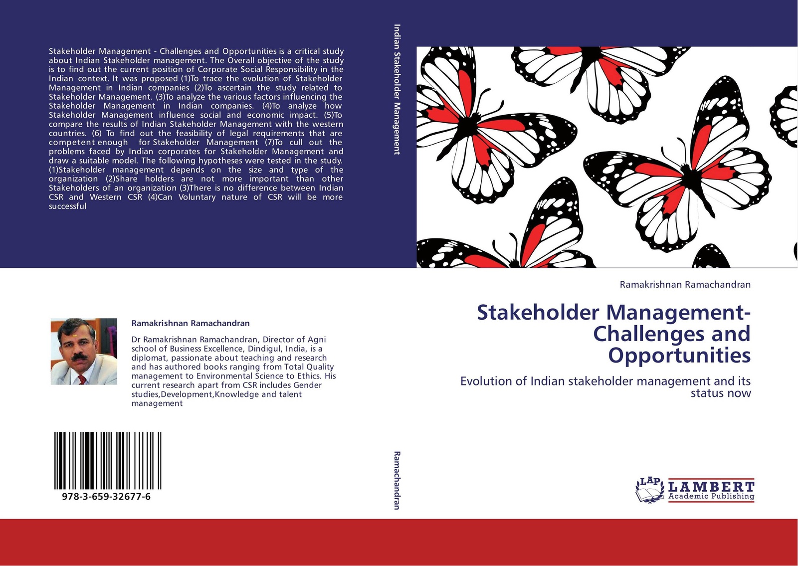 Ramakrishnan Ramachandran Stakeholder Management- Challenges and Opportunities vivienne katjiuongua towards stakeholder participation in the initiation of wto disputes