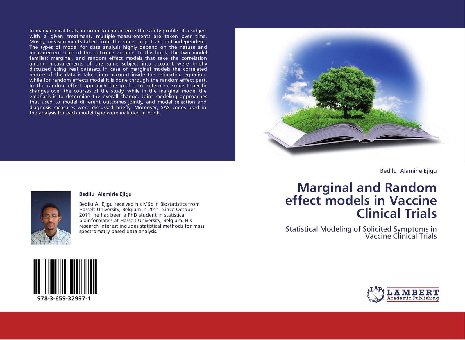 Bedilu Alamirie Ejigu Marginal and Random effect models in Vaccine Clinical Trials bendat julius s random data analysis and measurement procedures