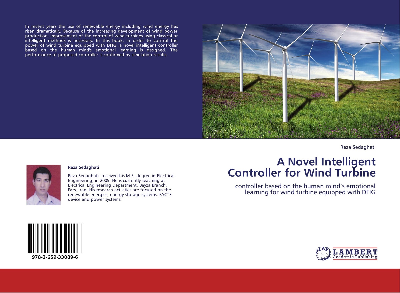 Reza Sedaghati A Novel Intelligent Controller for Wind Turbine the number of displays with intelligent control electronics equipment work points counter