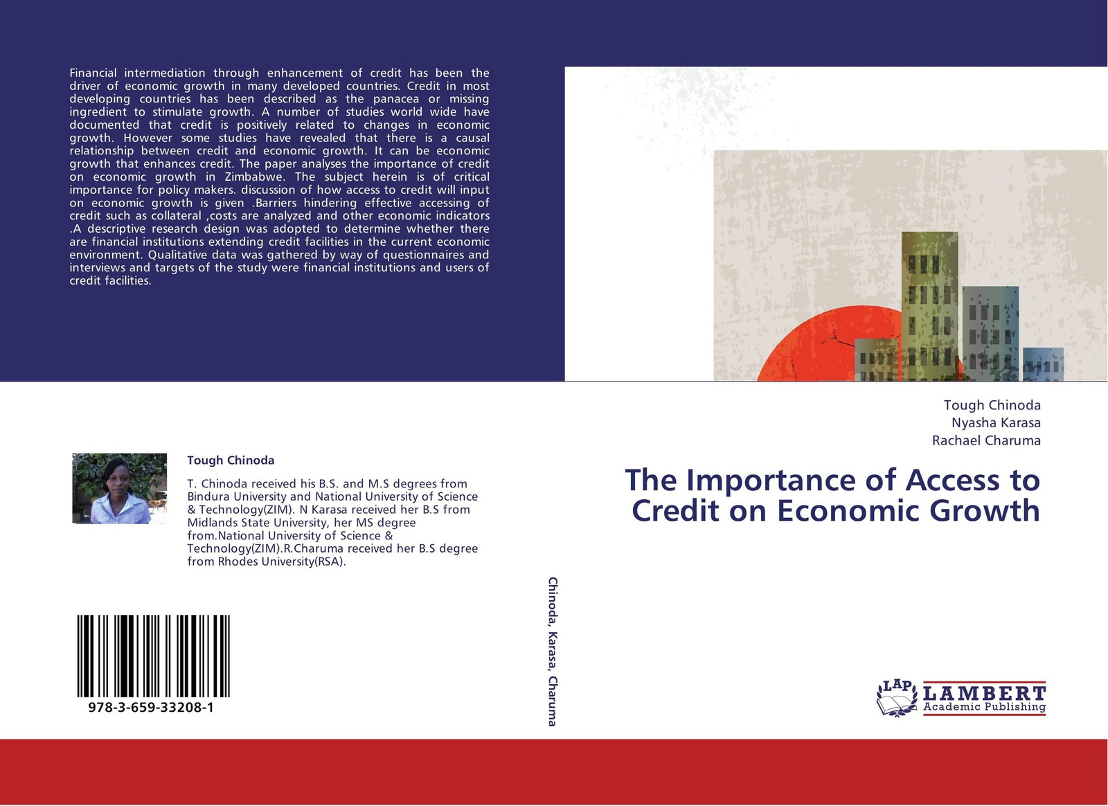 Tough Chinoda,Nyasha Karasa and Rachael Charuma The Importance of Access to Credit on Economic Growth yichen liu financial development and economic growth
