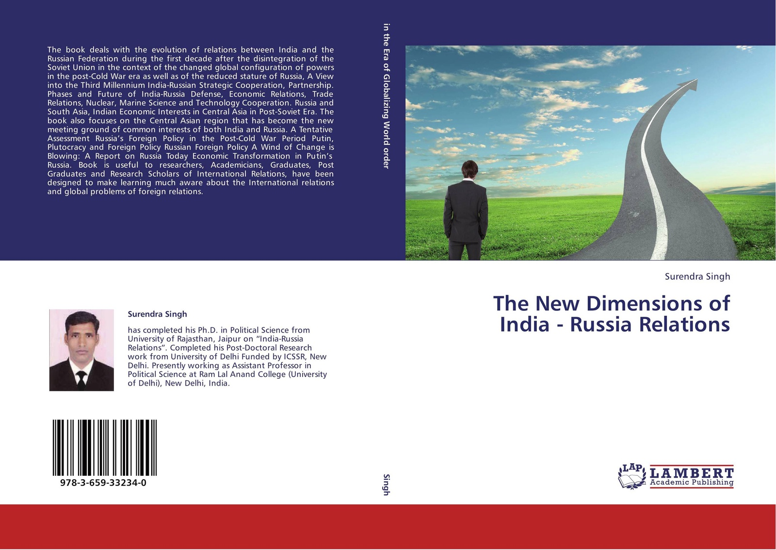 Surendra Singh The New Dimensions of India - Russia Relations strategic studies institute samuel s investigation north korean foreign relations in the post cold war world