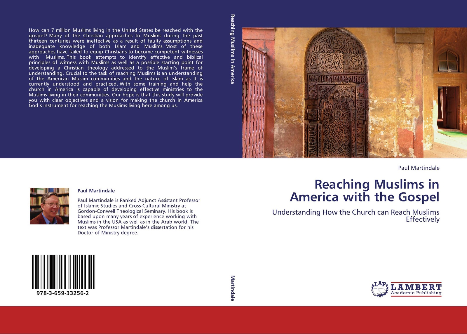 Paul Martindale Reaching Muslims in America with the Gospel