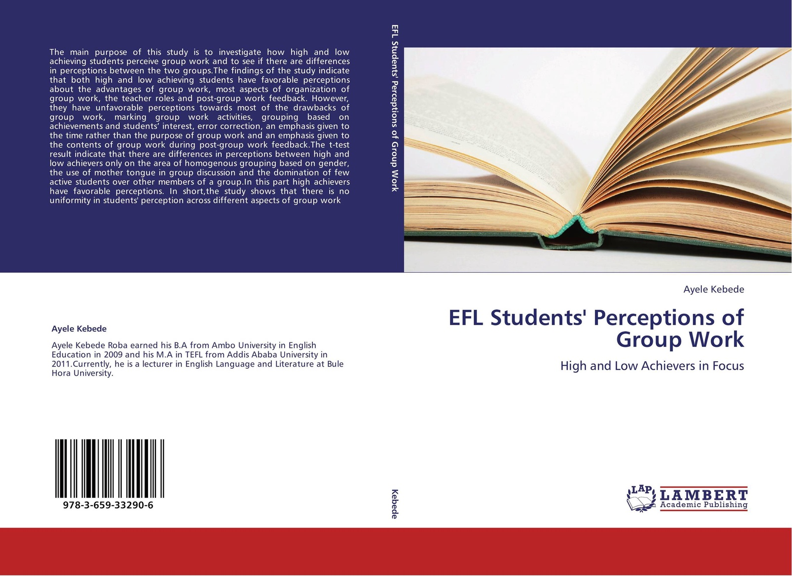 Ayele Kebede EFL Students' Perceptions of Group Work