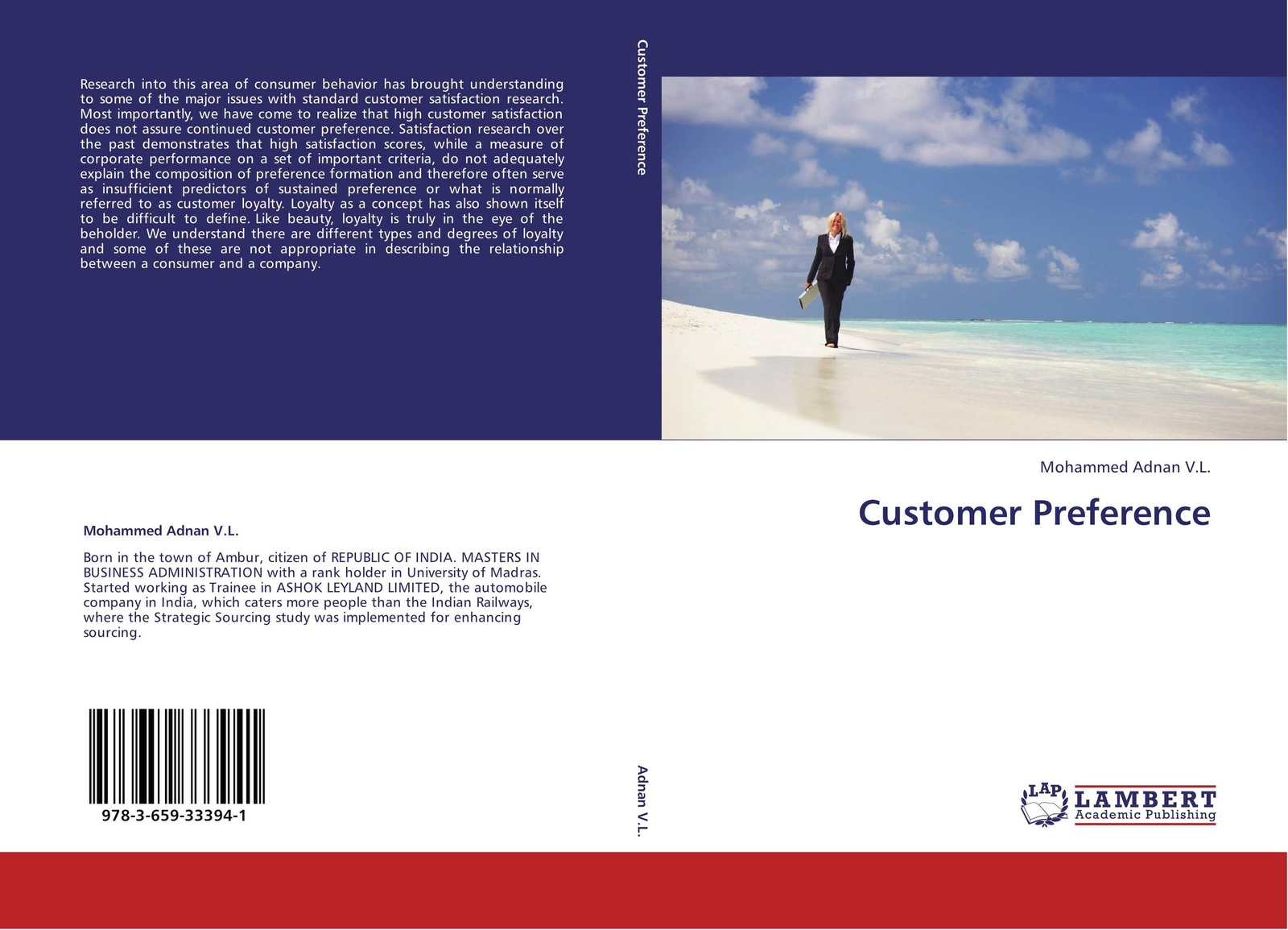 Mohammed Adnan V.L. Customer Preference wilfred ngesu mutua the learner customer support systems and satisfaction
