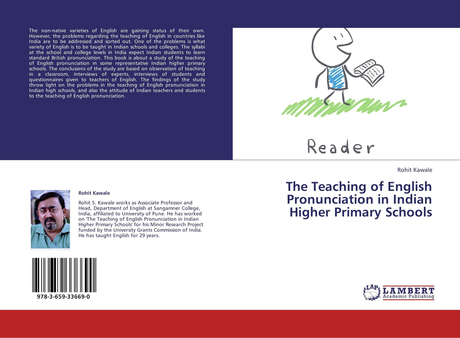 Rohit Kawale The Teaching of English Pronunciation in Indian Higher Primary Schools reed marnie the handbook of english pronunciation