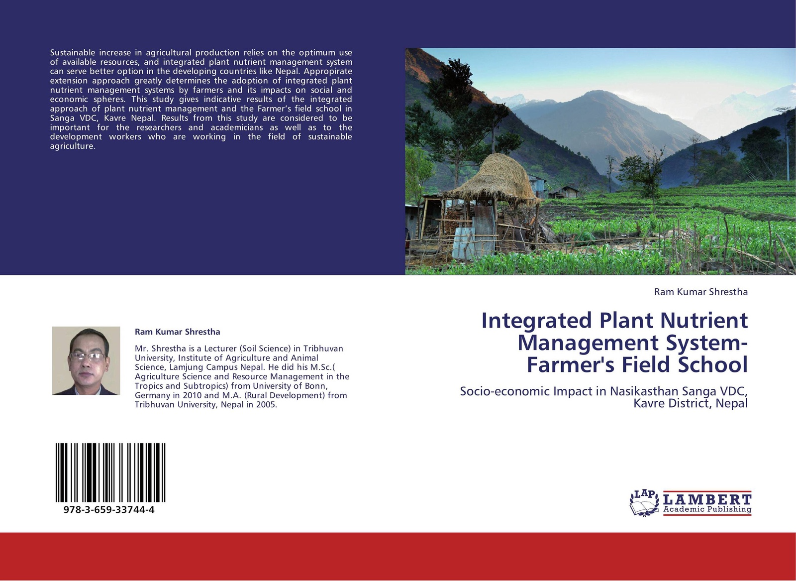 Фото - Ram Kumar Shrestha Integrated Plant Nutrient Management System-Farmer's Field School charles mischke c aquaculture pond fertilization impacts of nutrient input on production