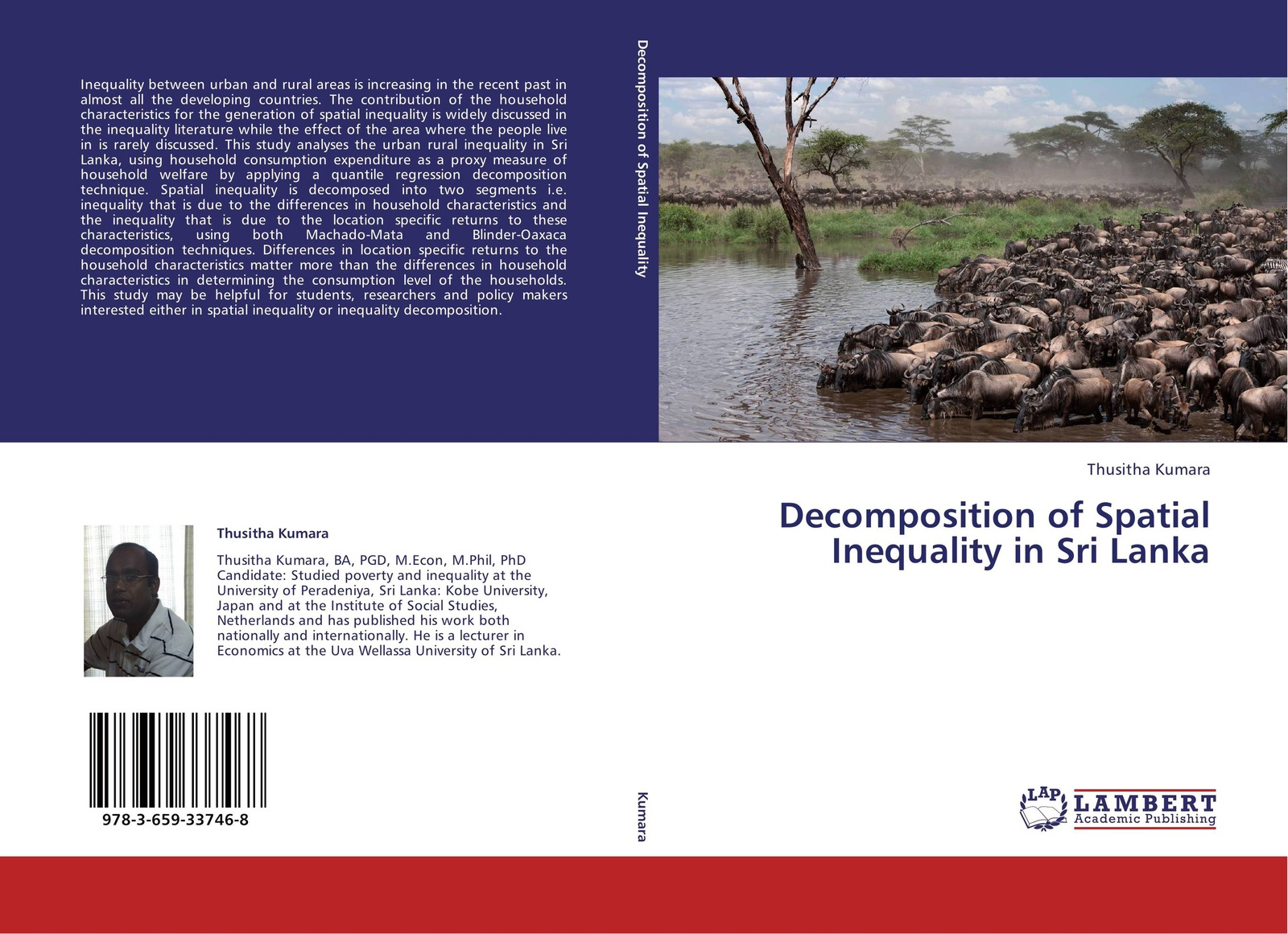 Thusitha Kumara Decomposition of Spatial Inequality in Sri Lanka goran therborn the killing fields of inequality