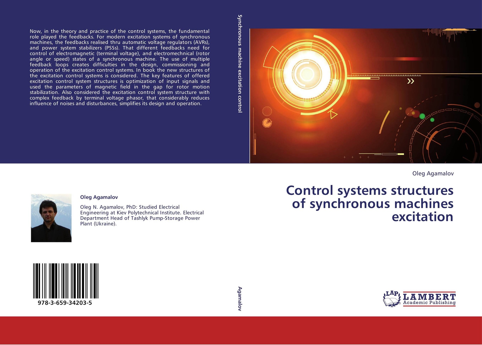 Oleg Agamalov Control systems structures of synchronous machines excitation