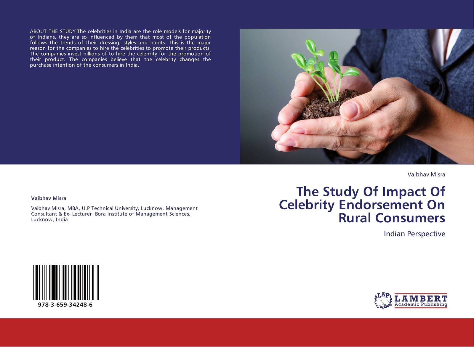 Vaibhav Misra The Study Of Impact Of Celebrity Endorsement On Rural Consumers