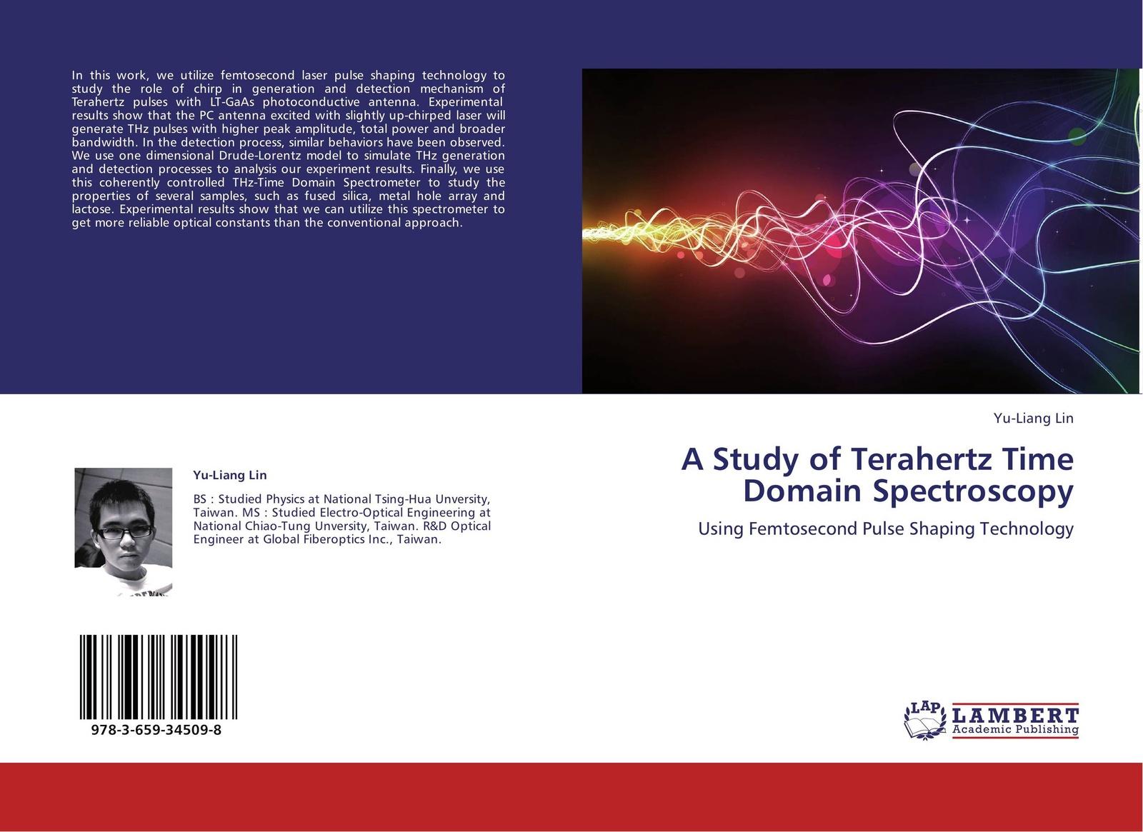 все цены на Yu-Liang Lin A Study of Terahertz Time Domain Spectroscopy онлайн
