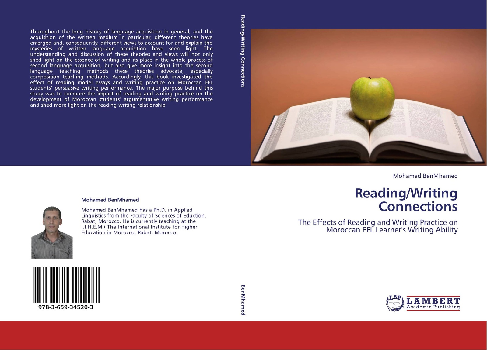 Mohamed BenMhamed Reading/Writing Connections fm radio language and its effect on the young listeners