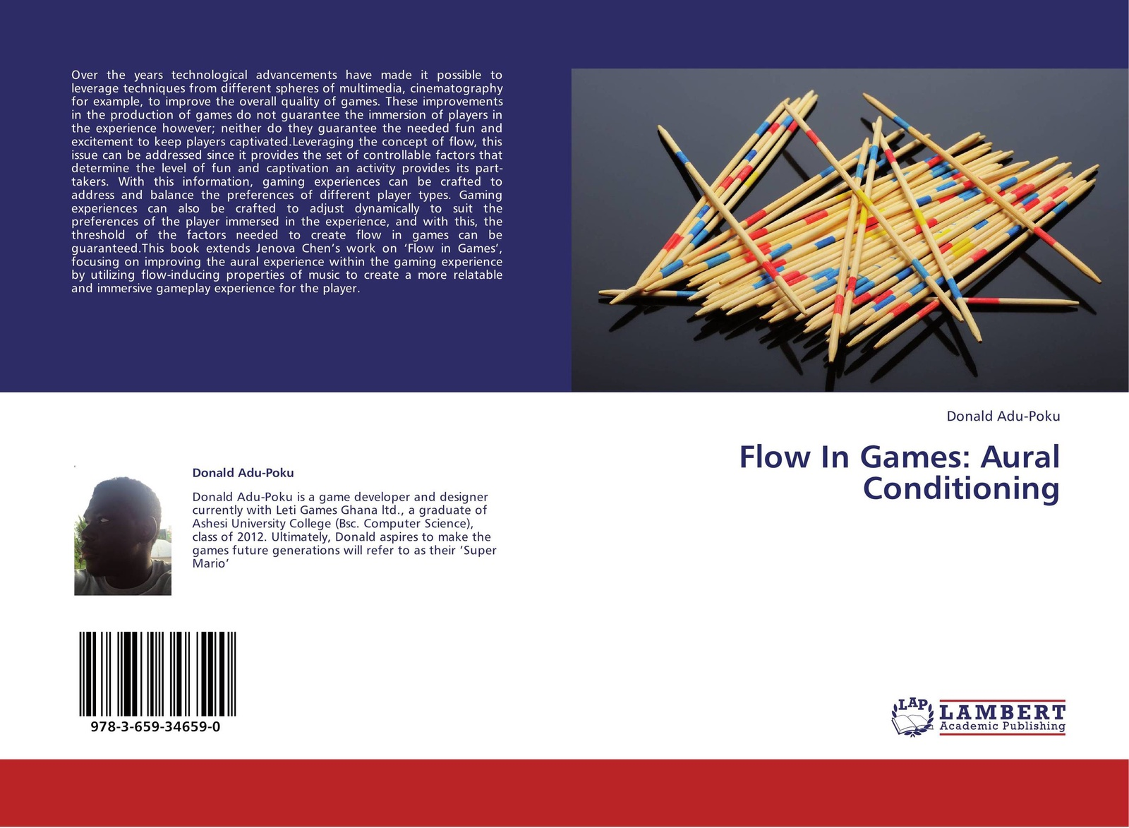 Donald Adu-Poku Flow In Games: Aural Conditioning flow in games aural conditioning