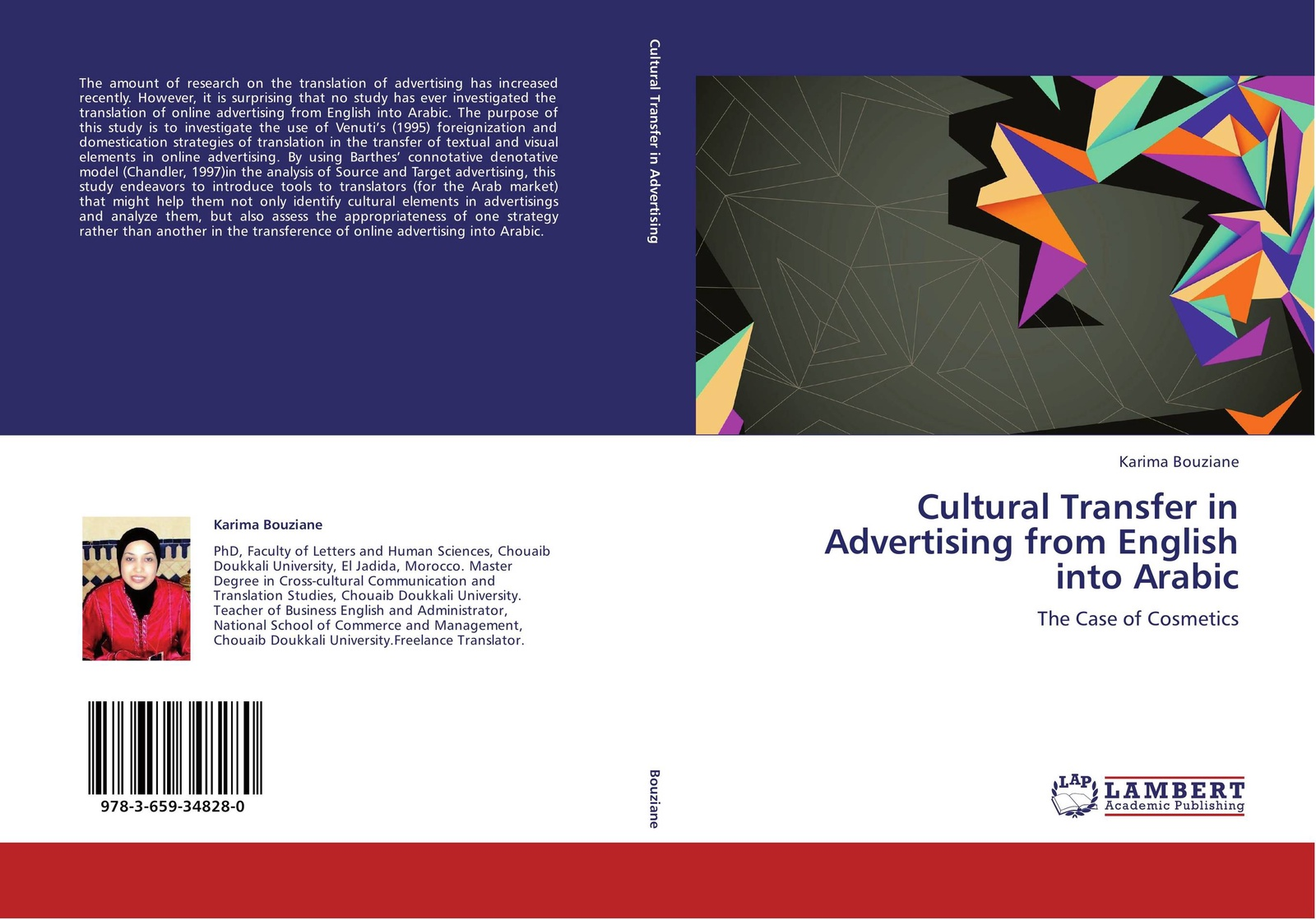 Karima Bouziane Cultural Transfer in Advertising from English into Arabic the translation of english compounds of the bbc news texts into arabic
