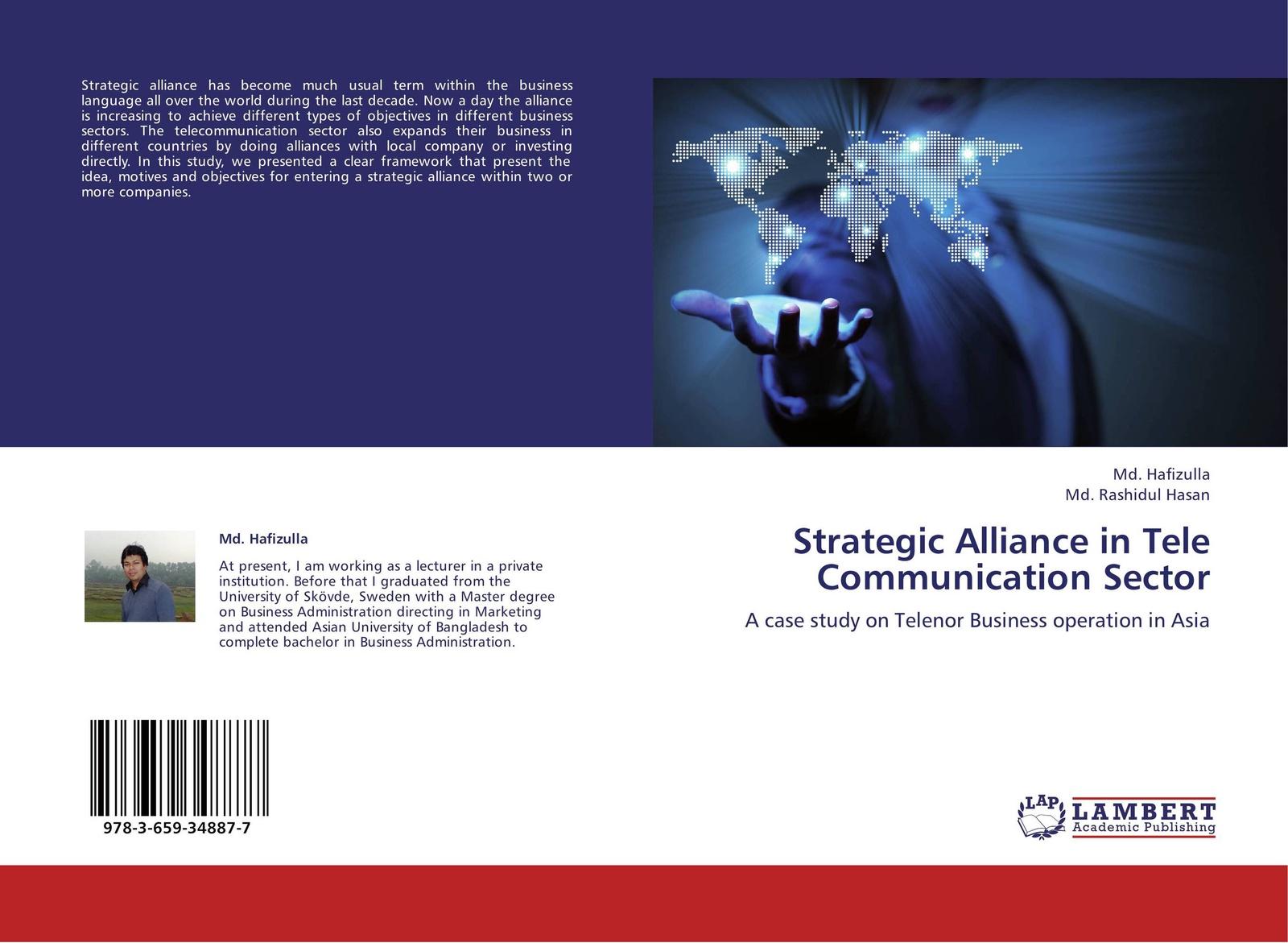 Md. Hafizulla and Md. Rashidul Hasan Strategic Alliance in Tele Communication Sector недорго, оригинальная цена