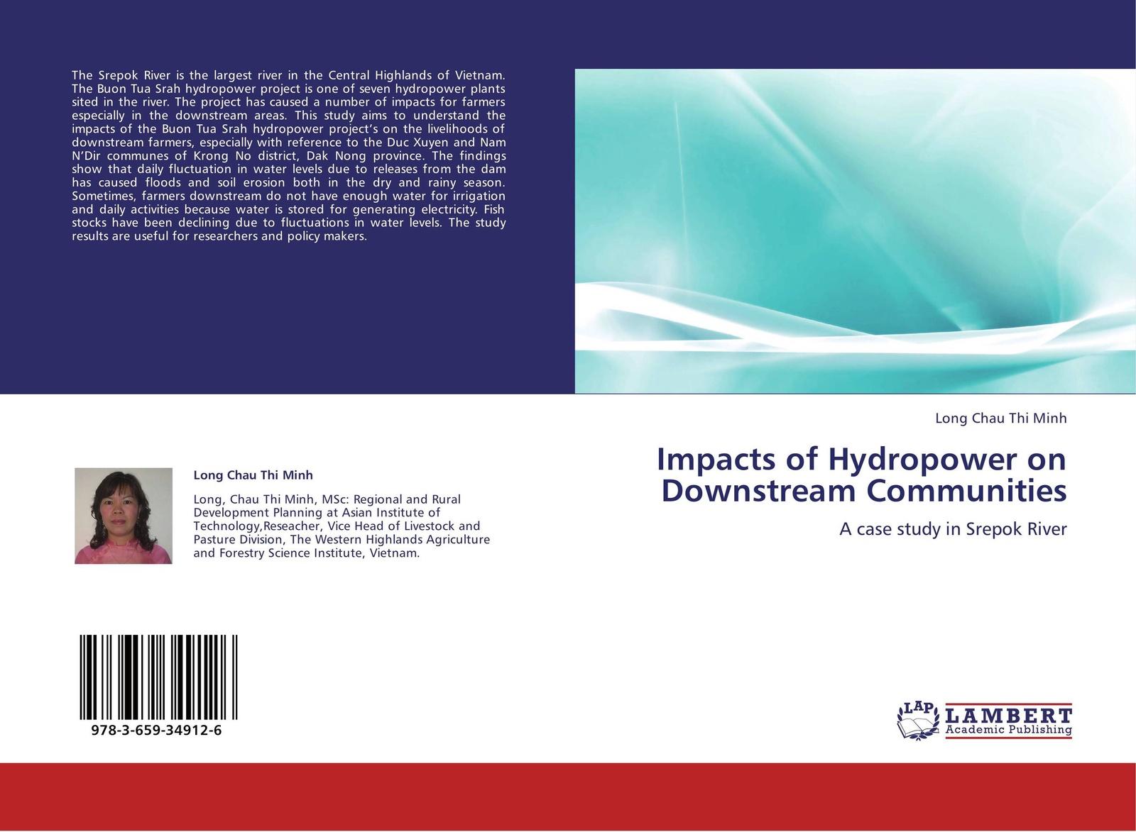 Long Chau Thi Minh Impacts of Hydropower on Downstream Communities