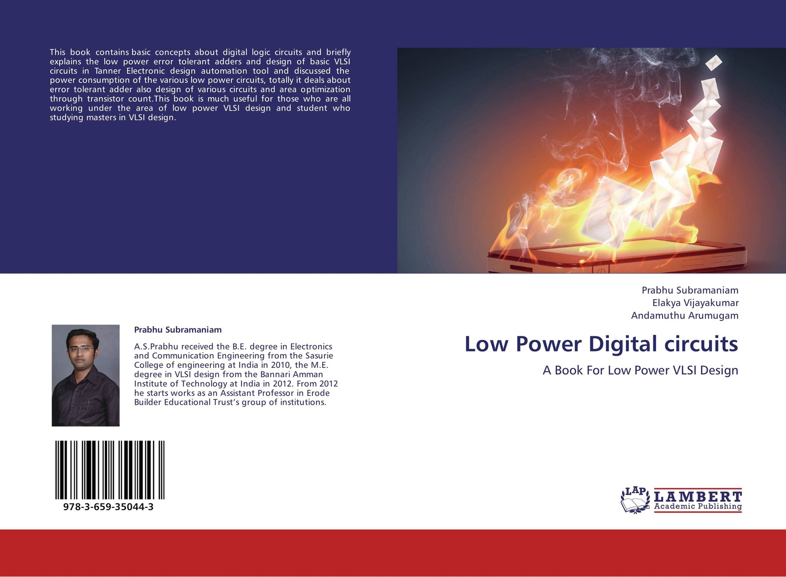Prabhu Subramaniam,Elakya Vijayakumar and Andamuthu Arumugam Low Power Digital circuits low power mixed mode circuit design of sar adc