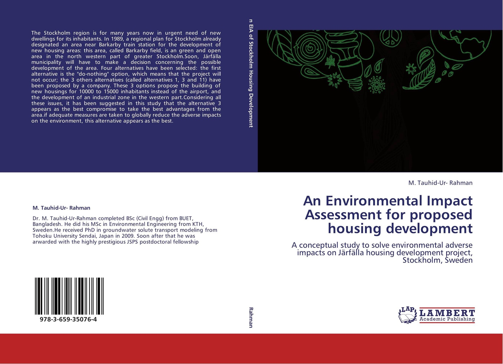 Фото - M. Tauhid-Ur- Rahman An Environmental Impact Assessment for proposed housing development m tauhid ur rahman an environmental impact assessment for proposed housing development