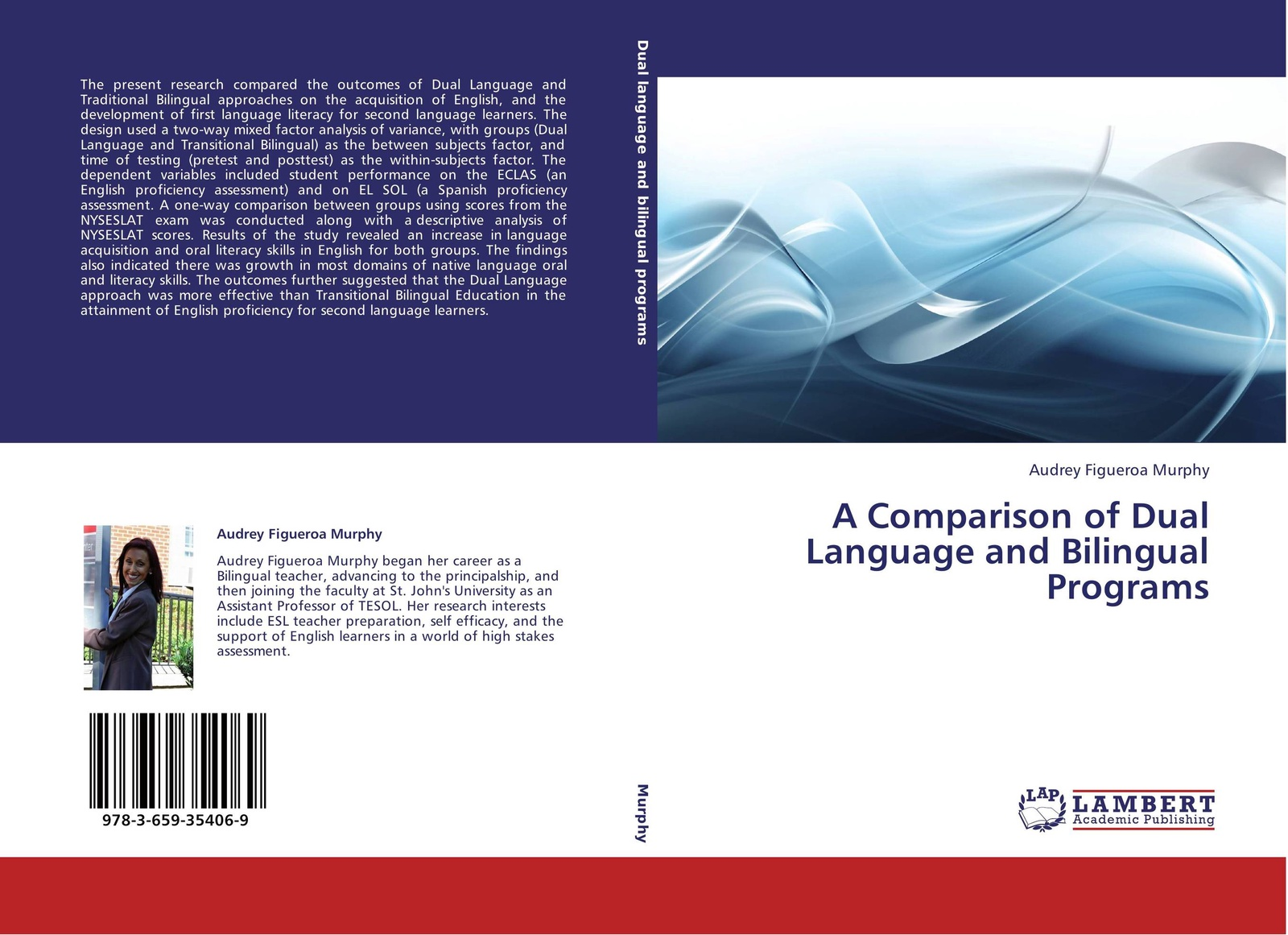 Фото - Audrey Figueroa Murphy A Comparison of Dual Language and Bilingual Programs terry mcmorris acquisition and performance of sports skills