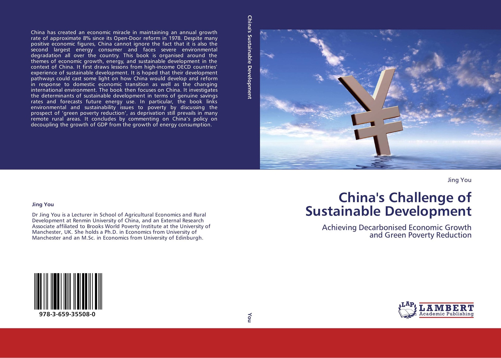 Jing You China's Challenge of Sustainable Development ajide kazeem energy consumption environmental contaminants and economic growth the g8 experience