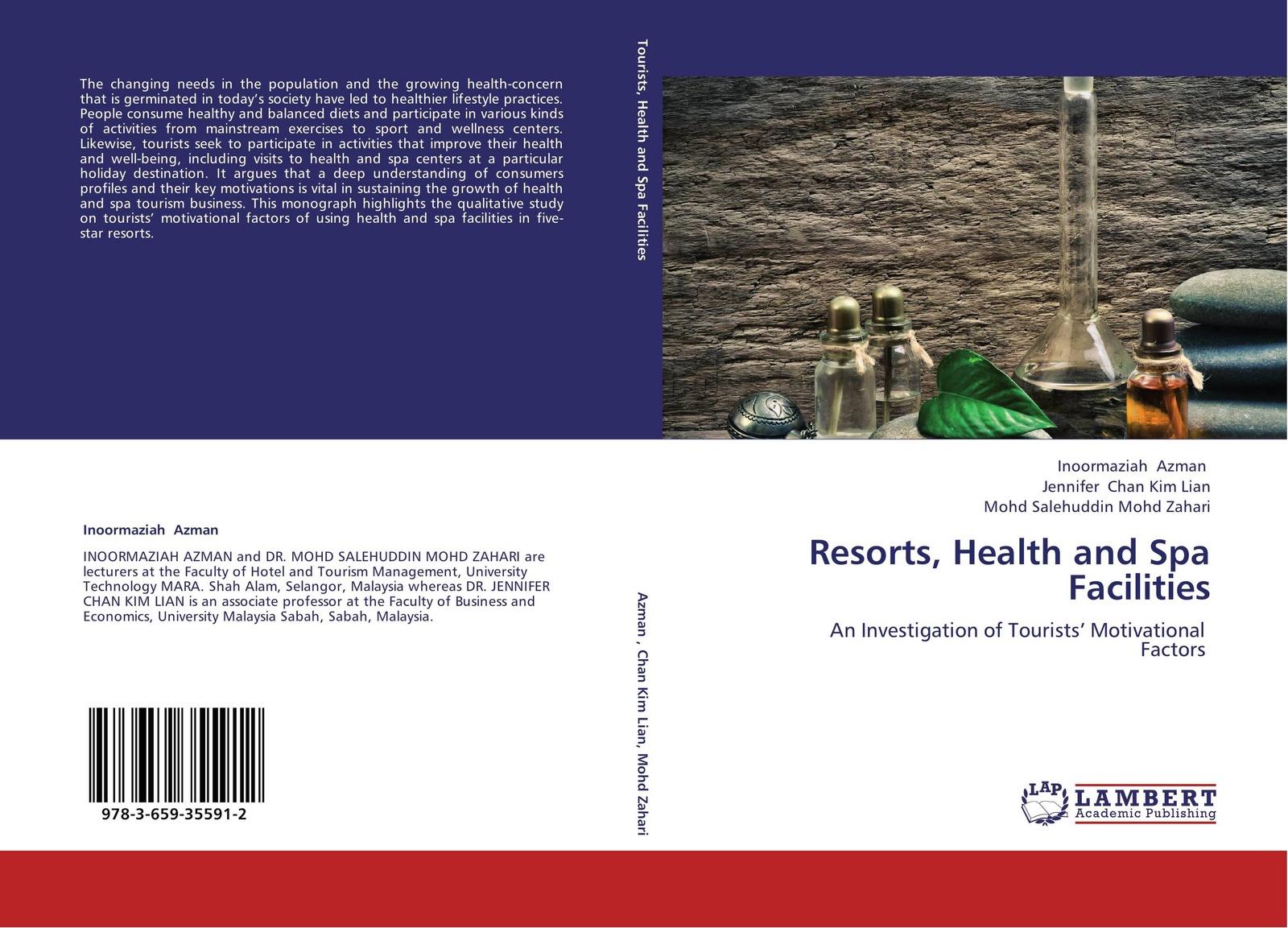 Inoormaziah Azman,Jennifer Chan Kim Lian and Mohd Salehuddin Mohd Zahari Resorts, Health and Spa Facilities myron grant a design that cares planning health facilities for patients and visitors