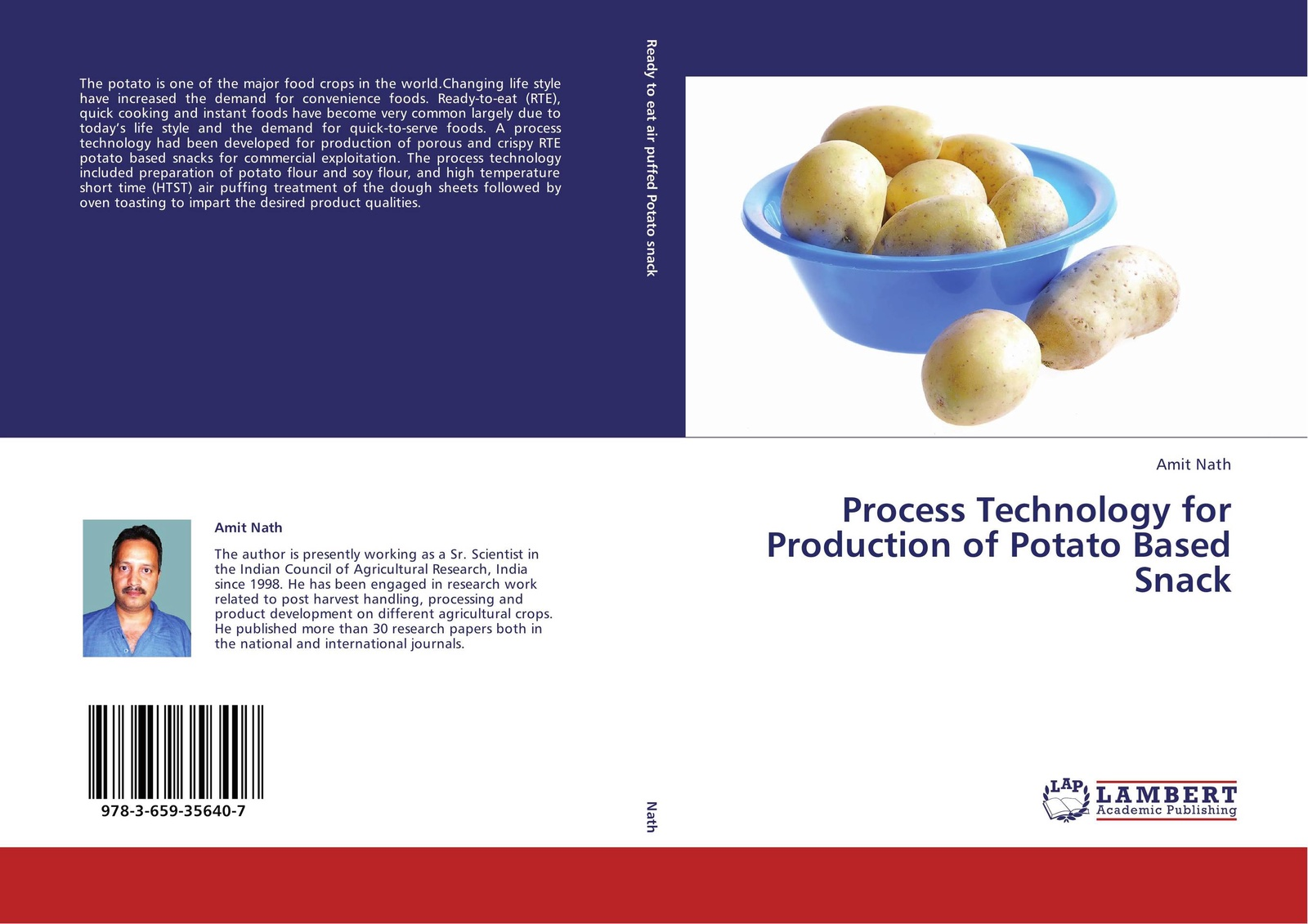Amit Nath Process Technology for Production of Potato Based Snack hae soo kwak nano and microencapsulation for foods