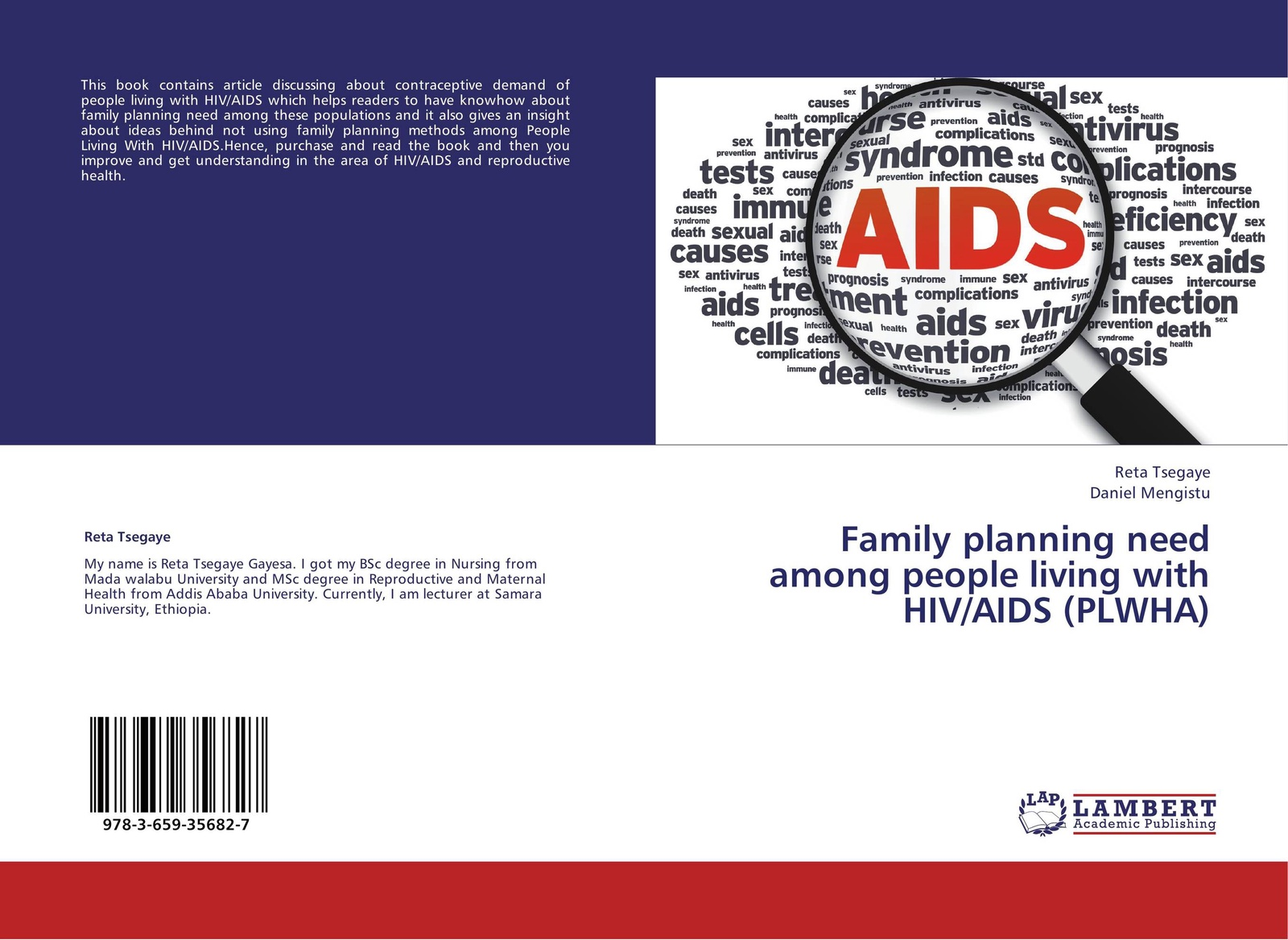Reta Tsegaye and Daniel Mengistu Family planning need among people living with HIV/AIDS (PLWHA) mental health and hiv aids