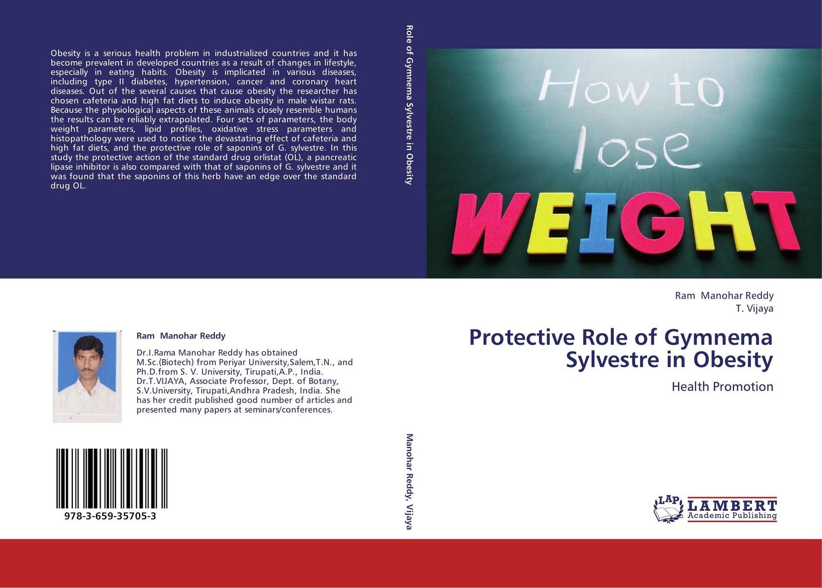 Ram Manohar Reddy and T. Vijaya Protective Role of Gymnema Sylvestre in Obesity histopathology
