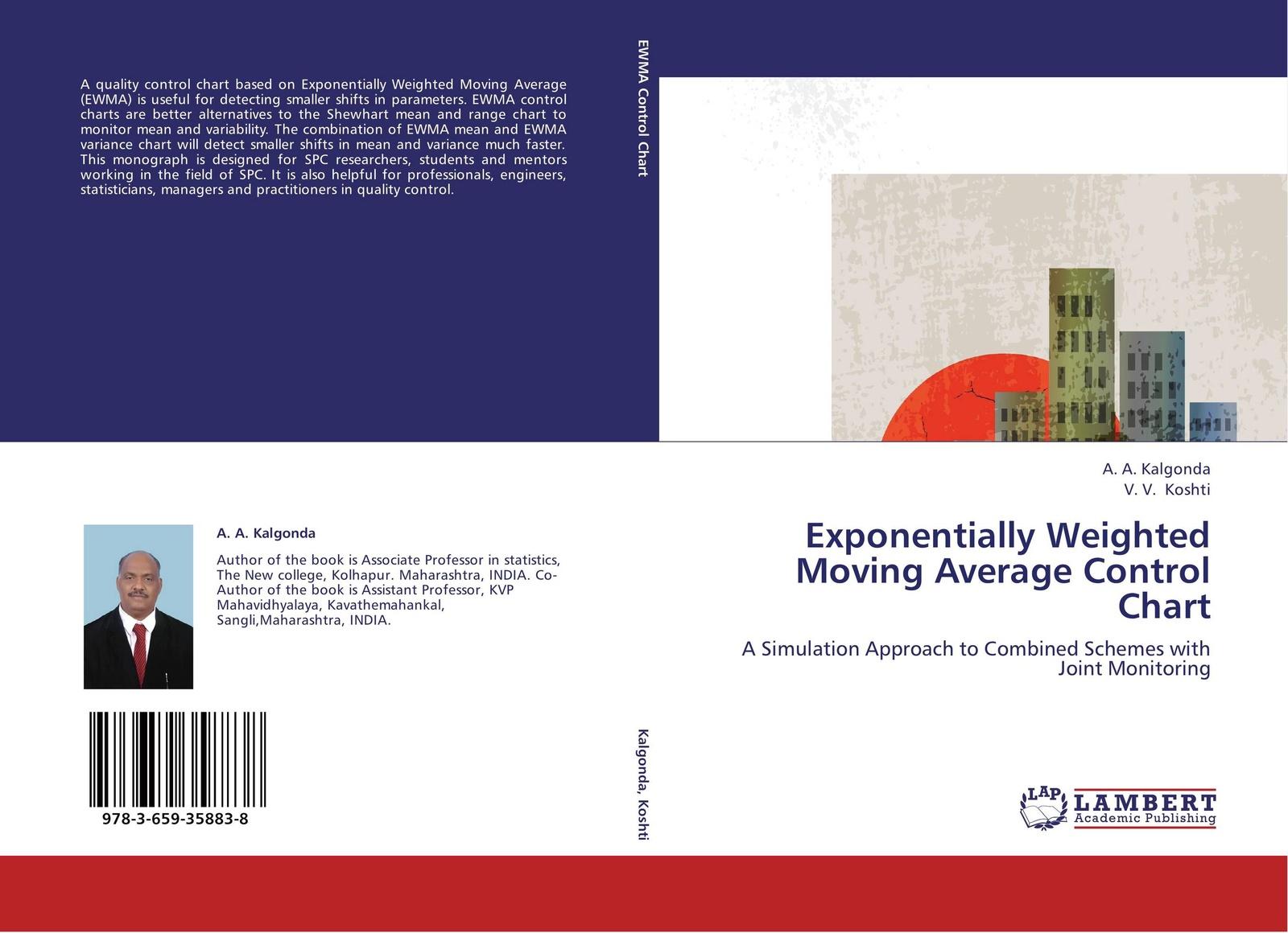 лучшая цена A. A. Kalgonda and V. V. Koshti Exponentially Weighted Moving Average Control Chart