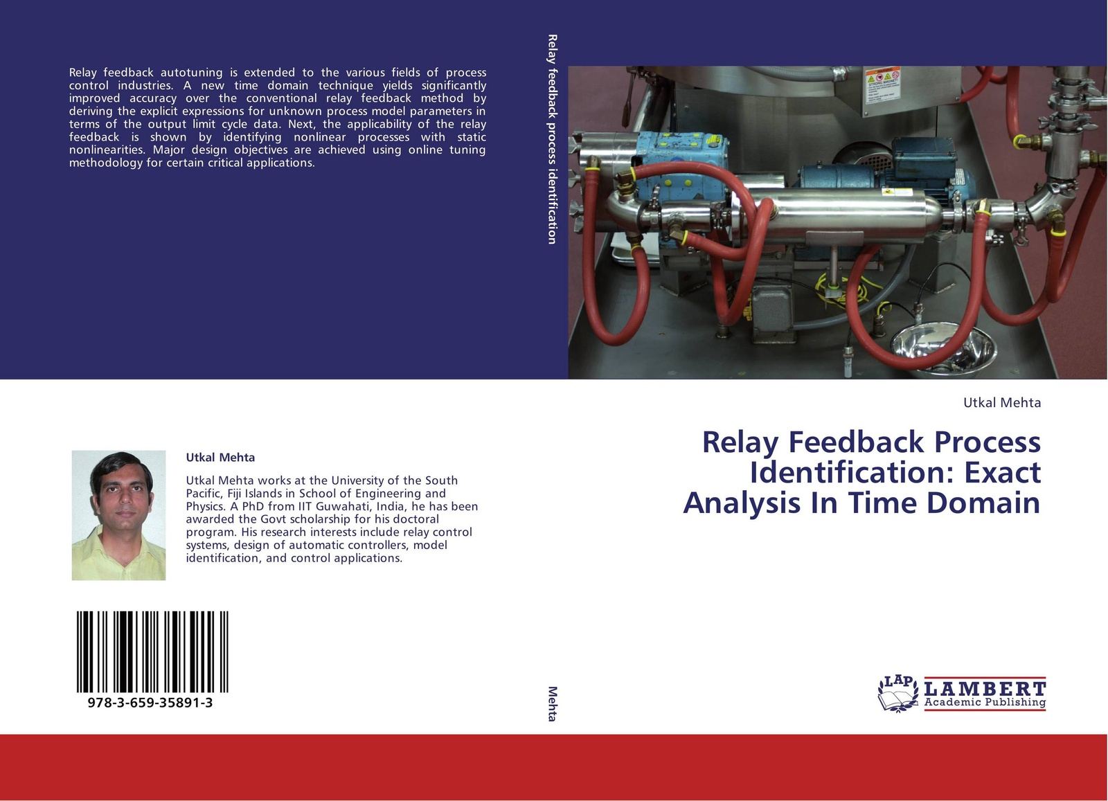 Utkal Mehta Relay Feedback Process Identification: Exact Analysis In Time Domain digital time relay jss20 ae accuracy to the millisecond time ms
