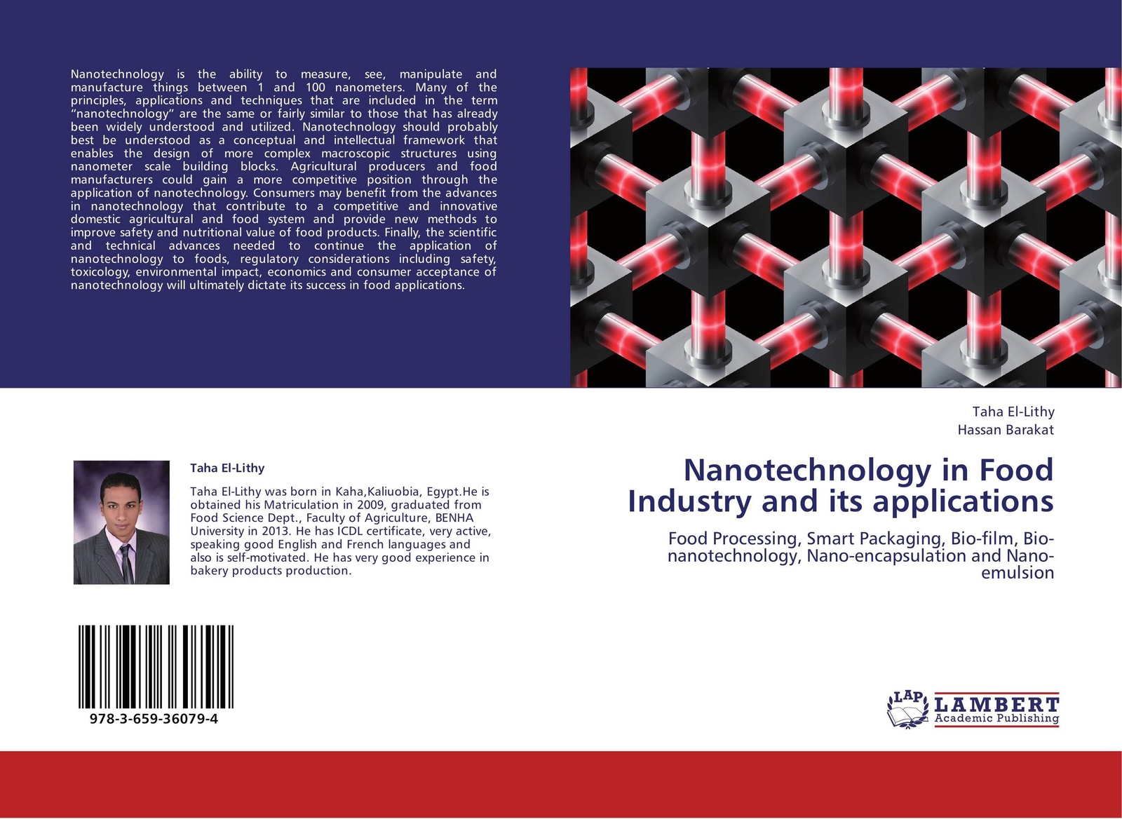 Taha El-Lithy and Hassan Barakat Nanotechnology in Food Industry and its applications недорого