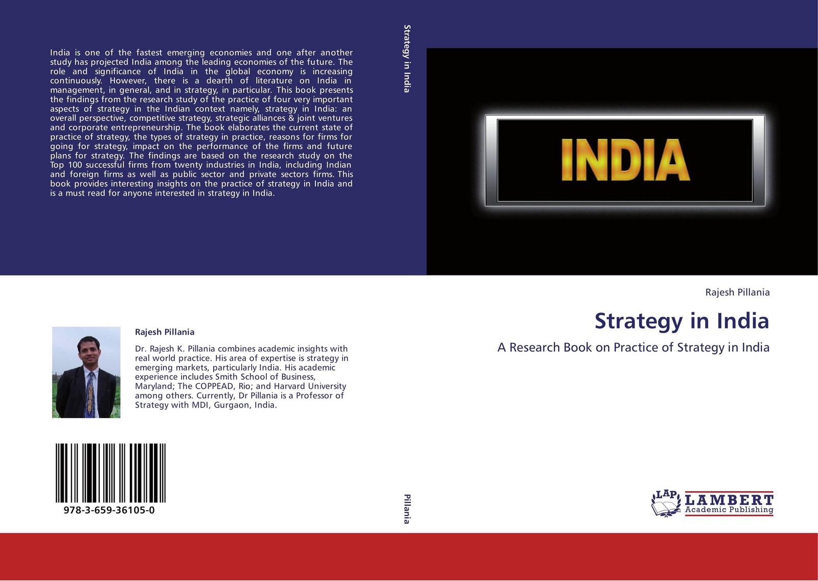 Rajesh Pillania Strategy in India corporate cash management strategy and practice