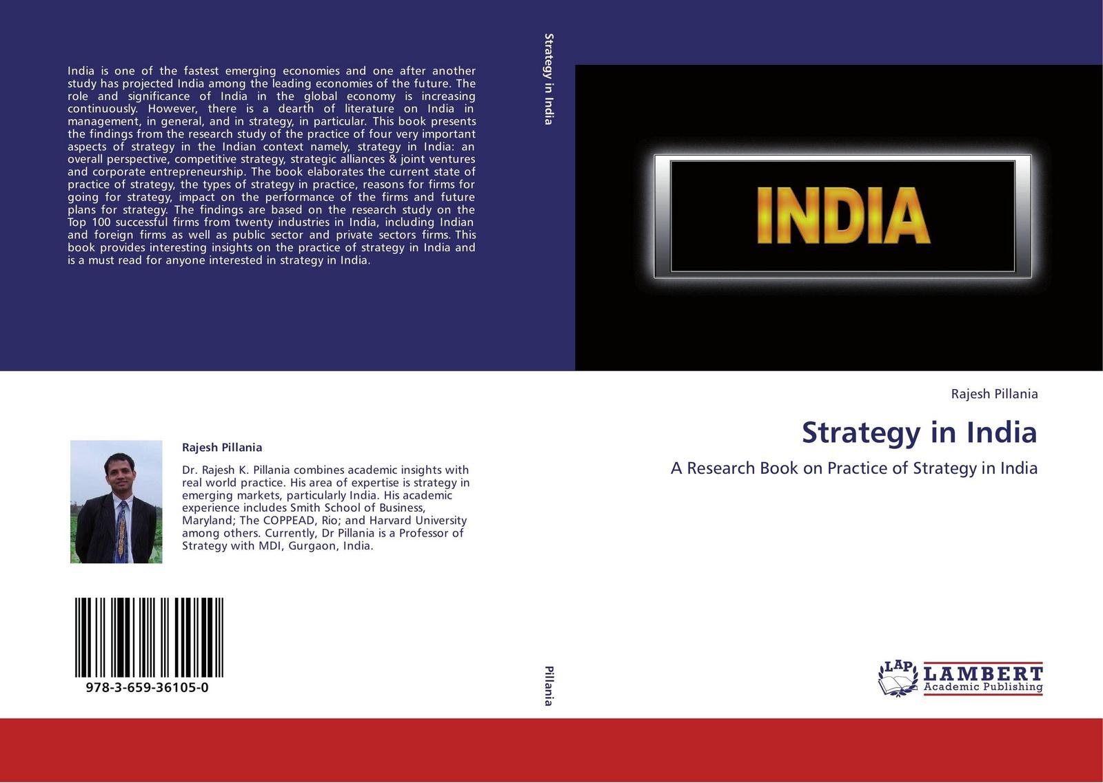 Rajesh Pillania Strategy in India