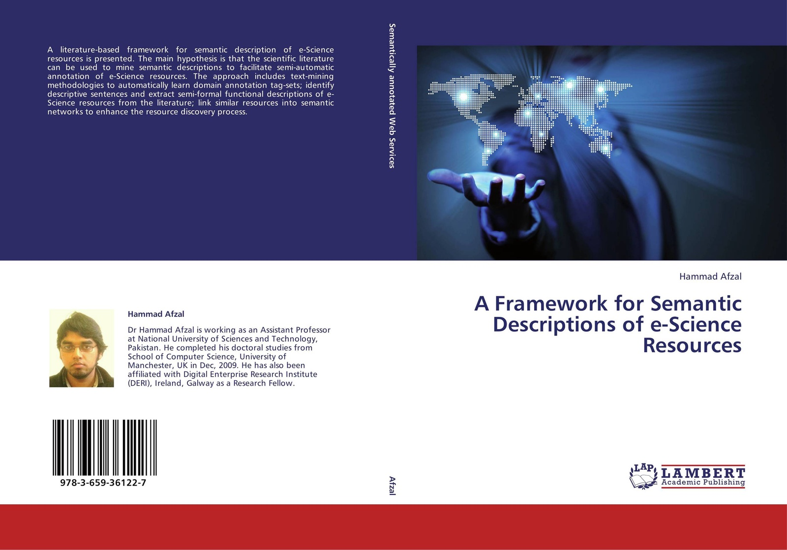 Hammad Afzal A Framework for Semantic Descriptions of e-Science Resources