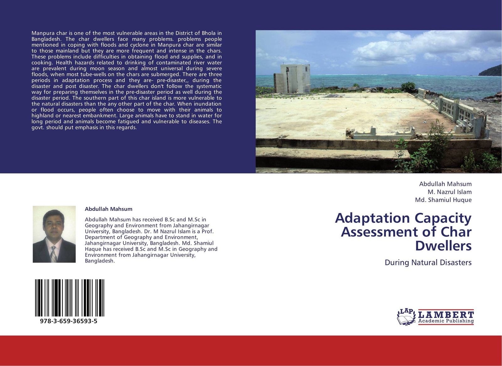 Abdullah Mahsum,M. Nazrul Islam and Md. Shamiul Huque Adaptation Capacity Assessment of Char Dwellers char broil deluxe grid scrub