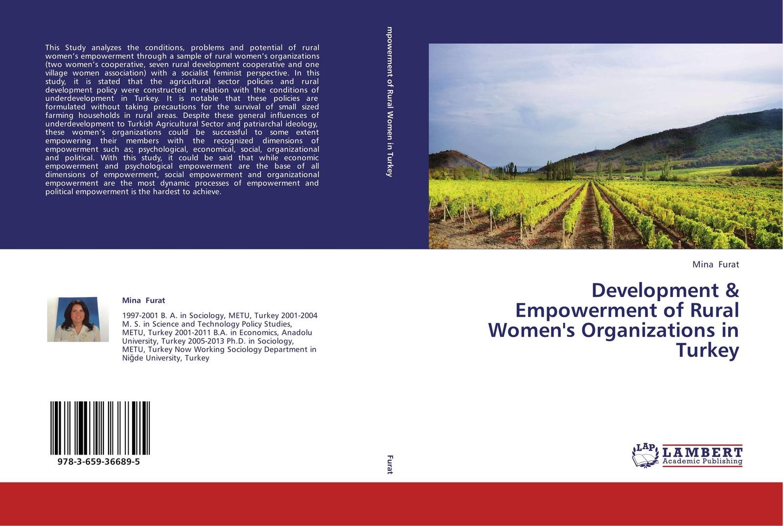 Фото - Mina Furat Development & Empowerment of Rural Women's Organizations in Turkey sabina sultana and shaikh shamim hasan impact of micro credit on empowerment of rural women in bangladesh