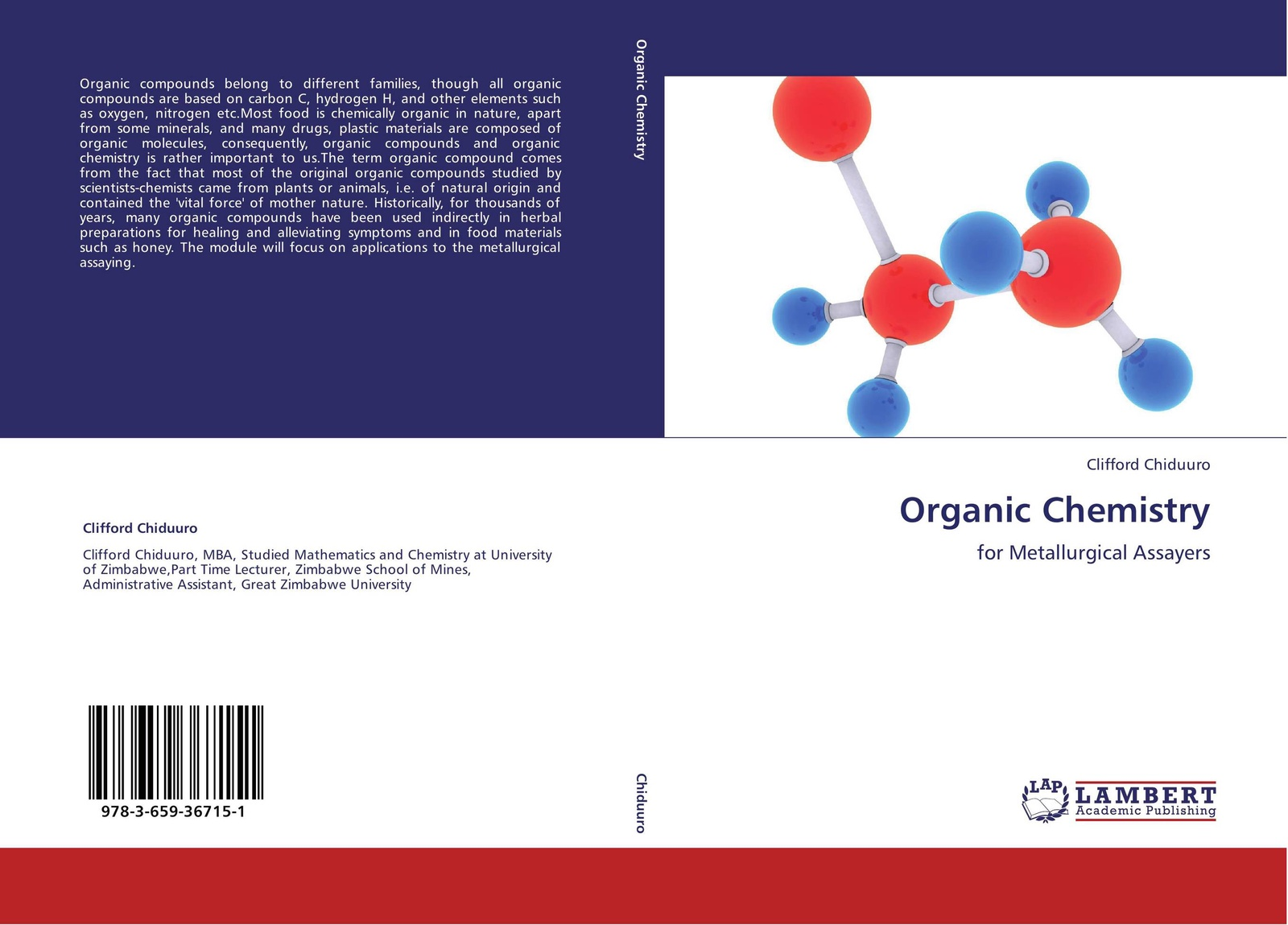 Clifford Chiduuro Organic Chemistry richard langley h organic chemistry ii for dummies
