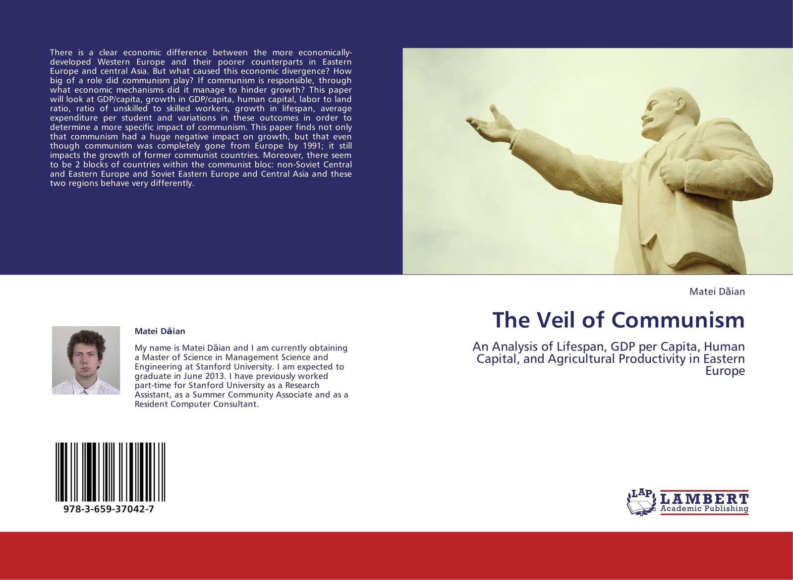 Matei Dăian The Veil of Communism brown william montgomery communism and christianism
