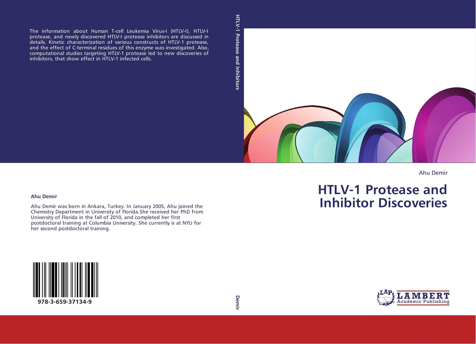 Ahu Demir HTLV-1 Protease and Inhibitor Discoveries fenerbahce demir insaat buyukcekmece