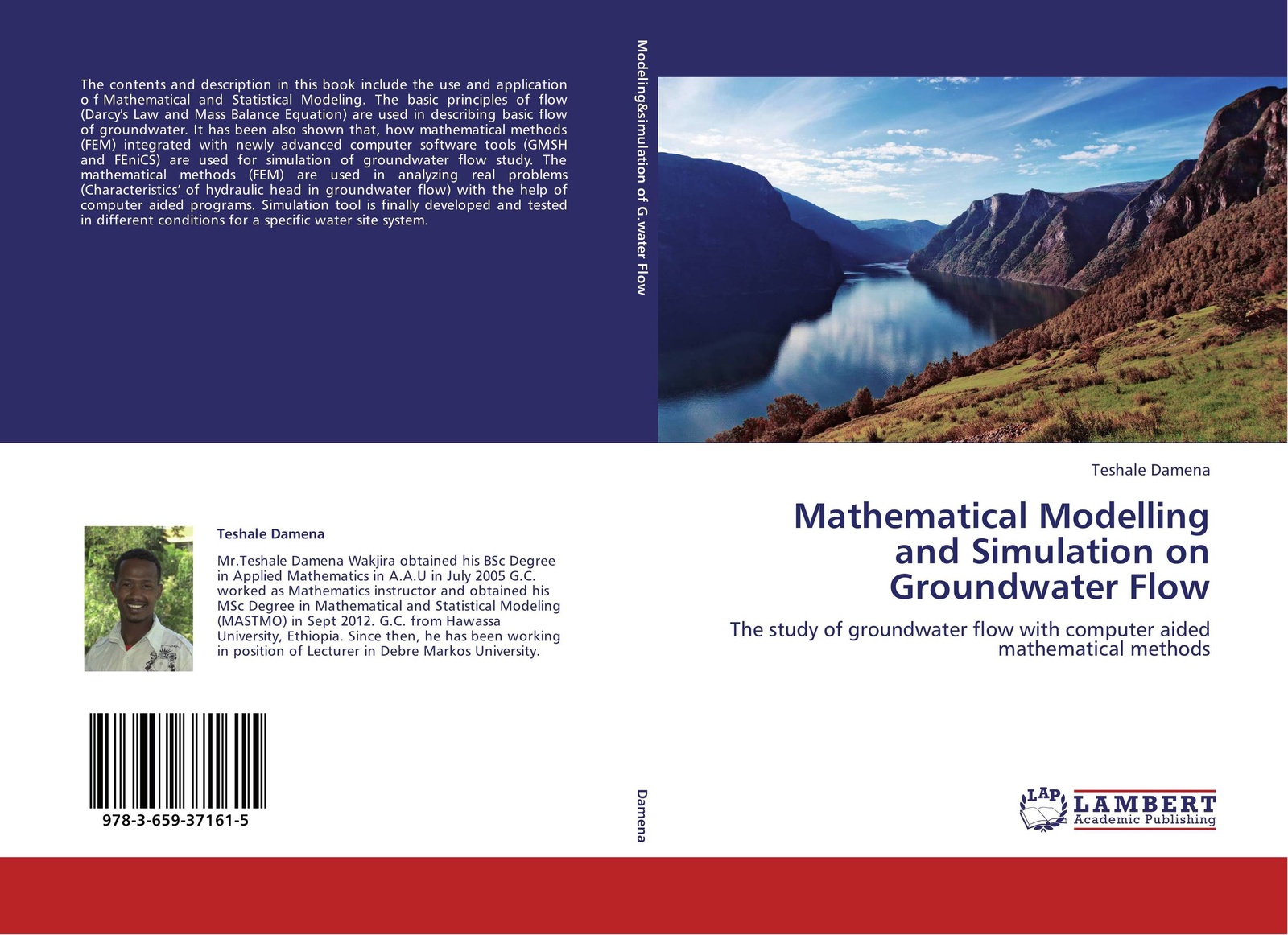 Teshale Damena Mathematical Modelling and Simulation on Groundwater Flow peter glarborg chemically reacting flow theory modeling and simulation
