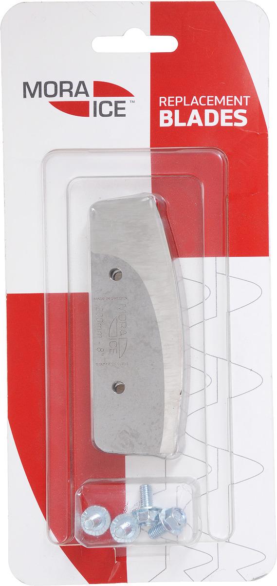 Ножи для ледобура Mora Easy Spiralen, 20584, диаметр 200 мм, 2 шт