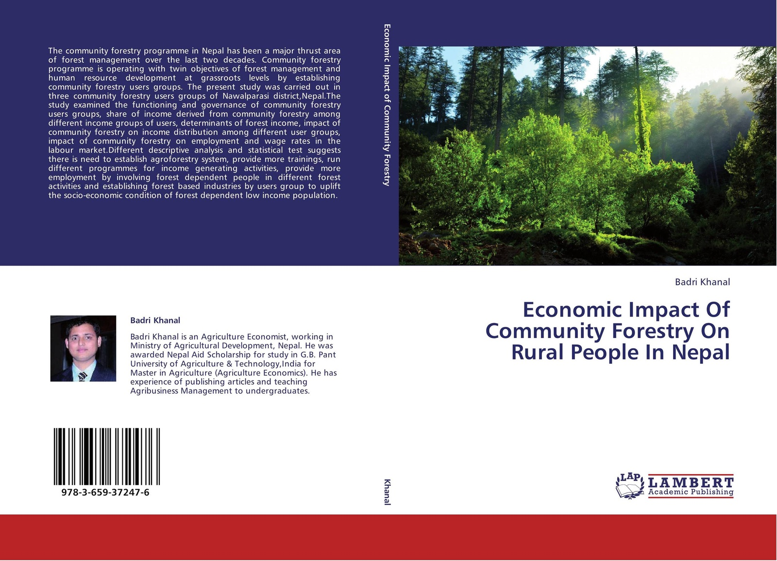 Badri Khanal Economic Impact Of Community Forestry On Rural People In Nepal mariam bachich community based rural heritage management in syria
