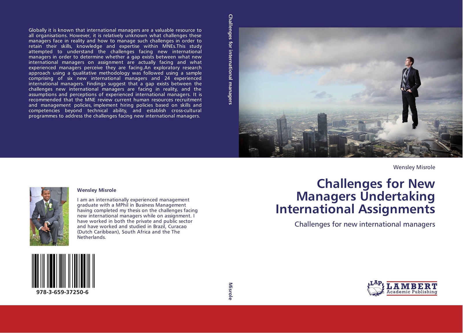 Wensley Misrole Challenges for New Managers Undertaking International Assignments facing the modern