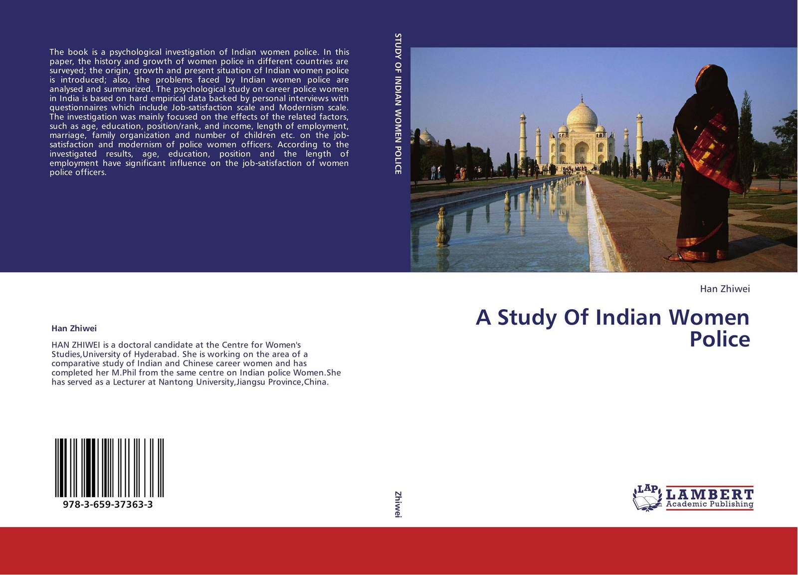 Han Zhiwei A Study Of Indian Women Police ancient indian study on mind