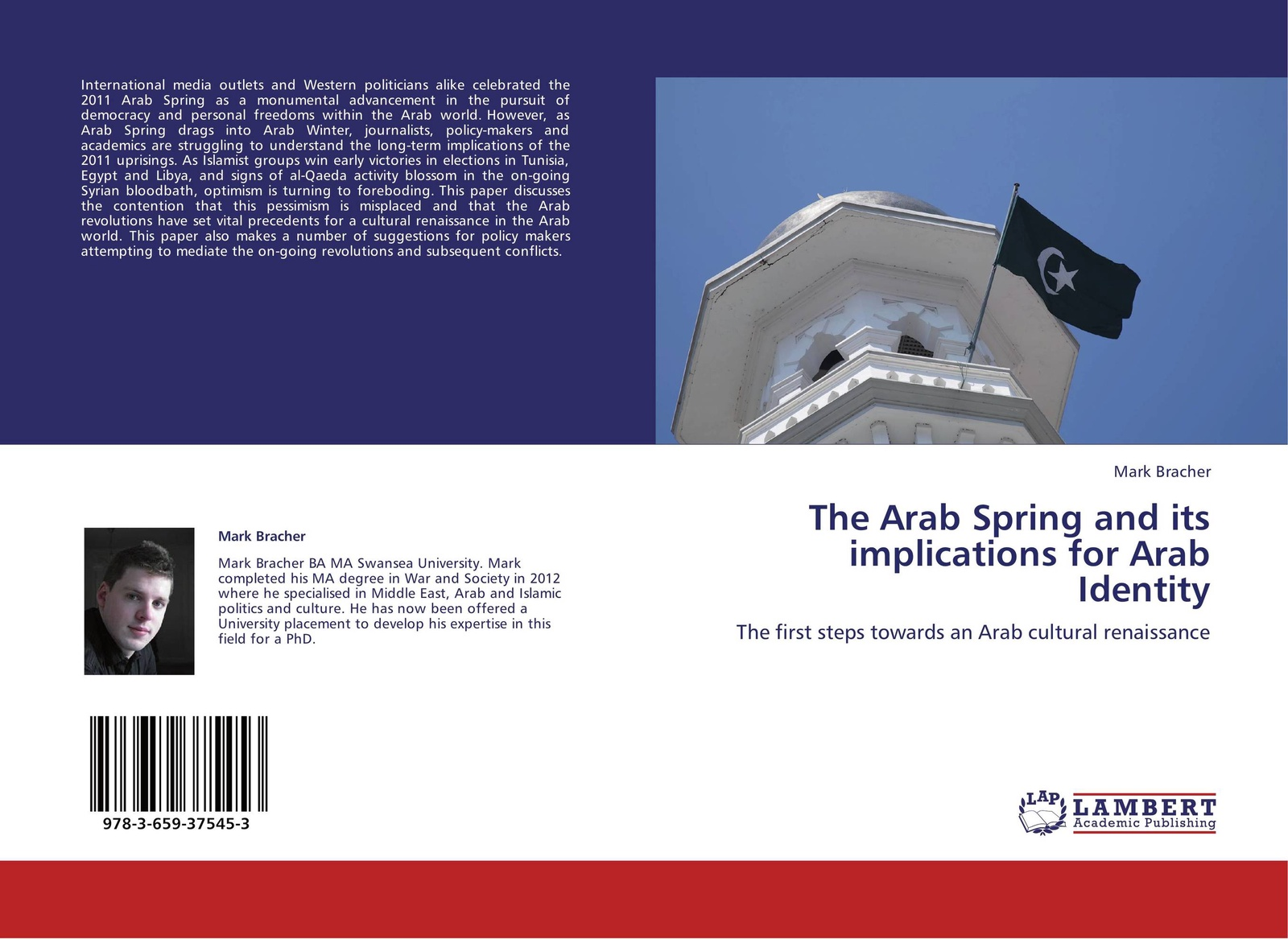 Mark Bracher The Arab Spring and its implications for Arab Identity