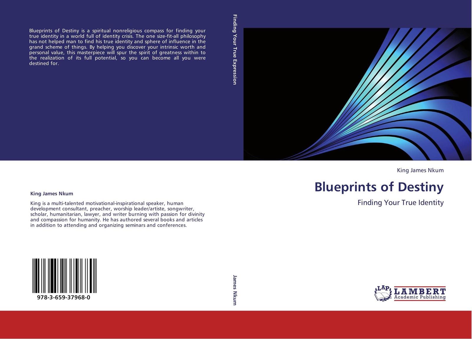 King James Nkum Blueprints of Destiny barbara sinor finding destiny