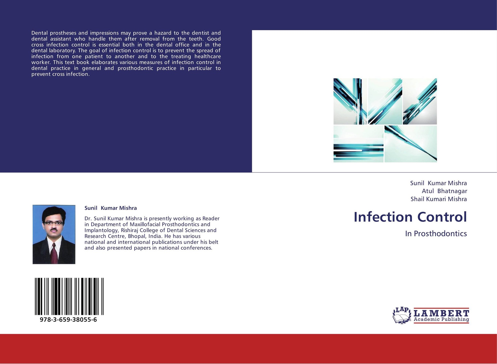 Sunil Kumar Mishra,Atul Bhatnagar and Shail Kumari Mishra Infection Control недорого