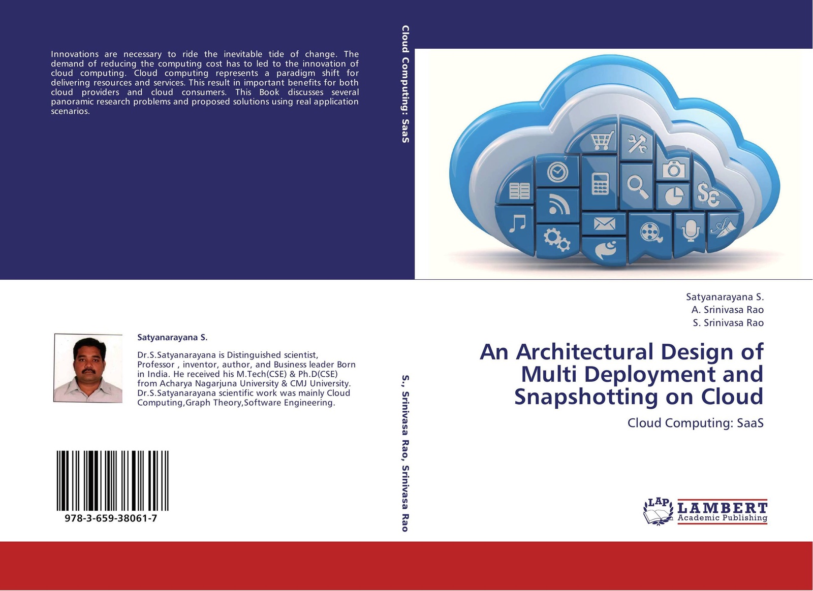 цены на Satyanarayana S.,A. Srinivasa Rao and S. Srinivasa Rao An Architectural Design of Multi Deployment and Snapshotting on Cloud